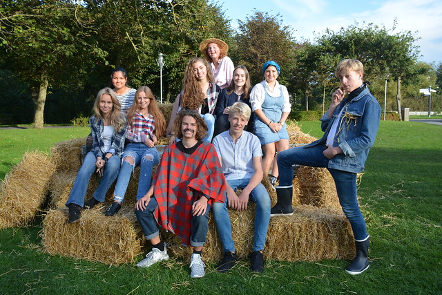 Høstfest gruppebilleder