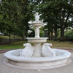 Lambert Castle Fountain