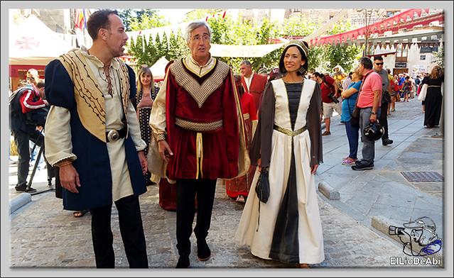 #ÁvilaMedieval como volver al medievo en un fin de semana 15