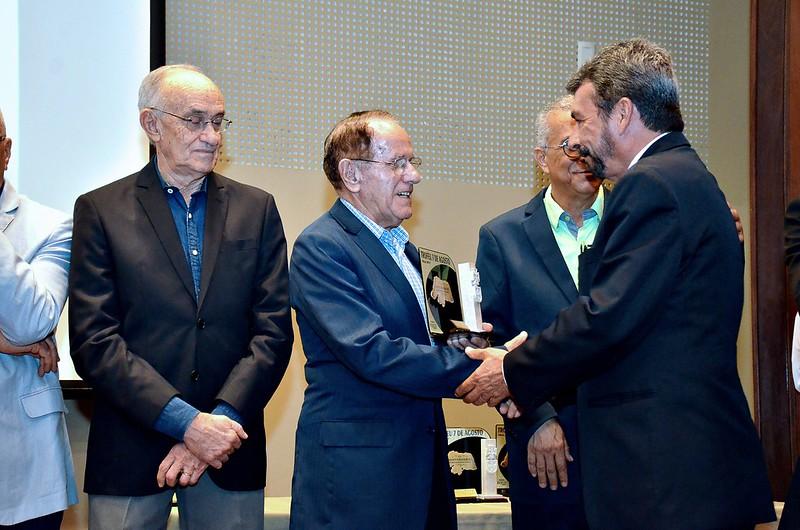 ALBIMAR FURTADO, LISTZ MADRUGA E JORGE GALVÃO (GRUPO GENTIL NEGOCIOS)