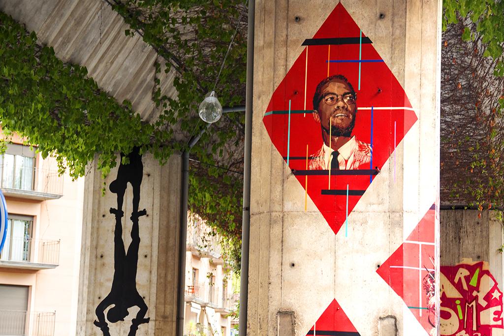 Malcolm X--Girona