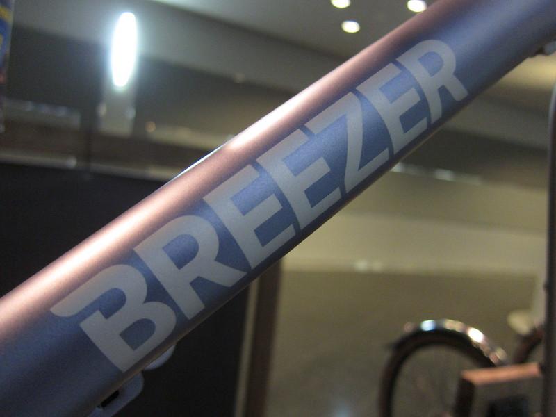 Breezer Inversion Team 3