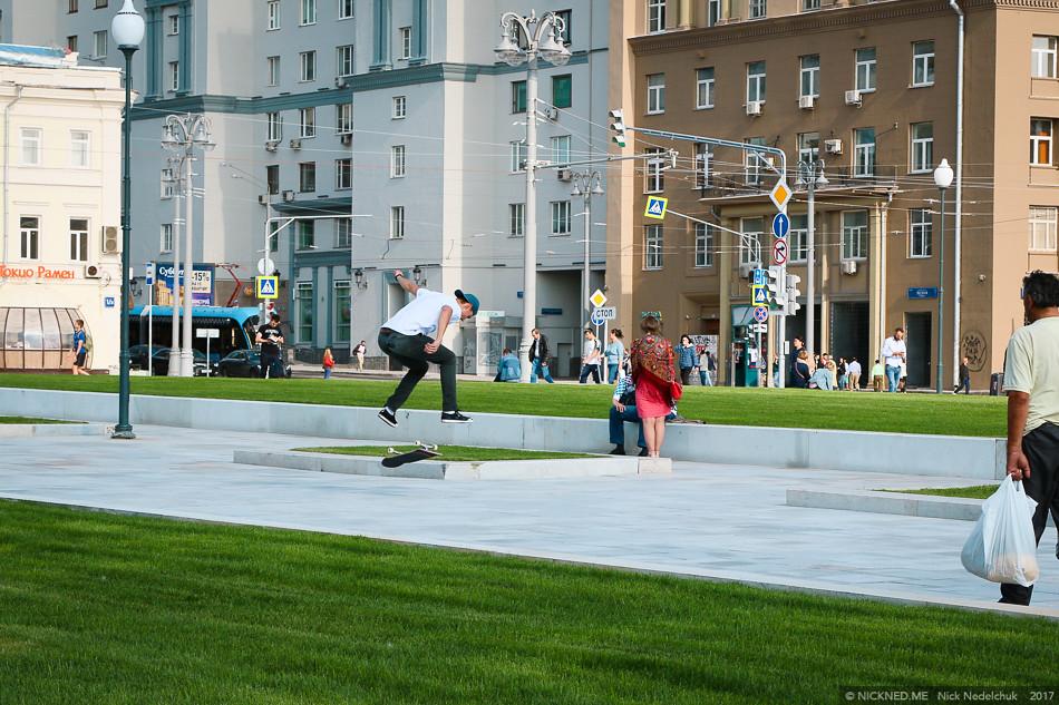 Площадь у Белорусского вокзала просто не узнать! IMG_4247
