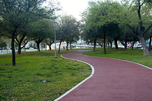Calzada del valle - Lugares para correr en Monterrey