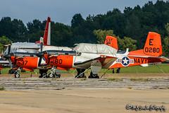 160280 | Beechcraft T-34C Turbo Mentor | Millington Regional Jetport