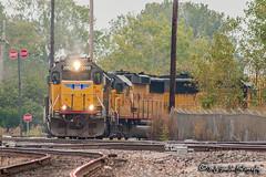 UP 2069 | EMD GP60 | CN Memphis Subdivision