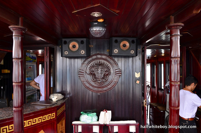 halfwhiteboy - halong bay cruise 17