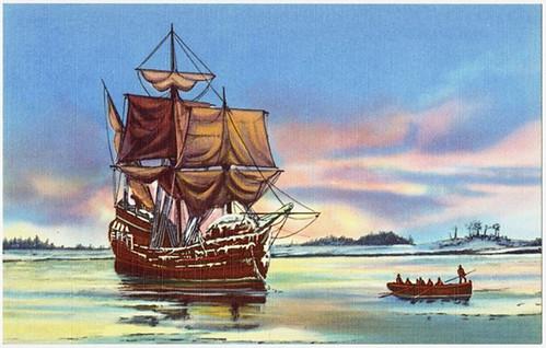 the-Mayflower