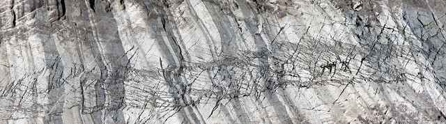 Silicified shear zone in interbedded metagraywackes-slates (Lake Vermilion Formation, Neoarchean, 2.695-2.722 Ga; Pike River Bridge outcrop, just north of Peyla, Minnesota, USA) 21