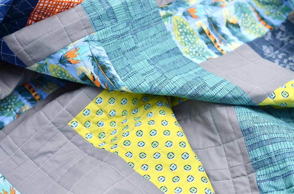 The Eliza Quilt Pattern