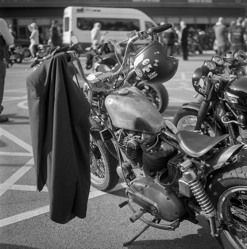 FILM - Distinguished Gentleman's Ride, Sheffield 2017-9