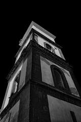 Positano's bell tower