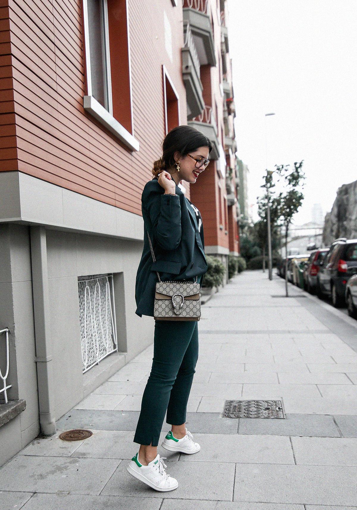 Traje De Combinar Como Mujer Un Verde ZuPkwXTOi
