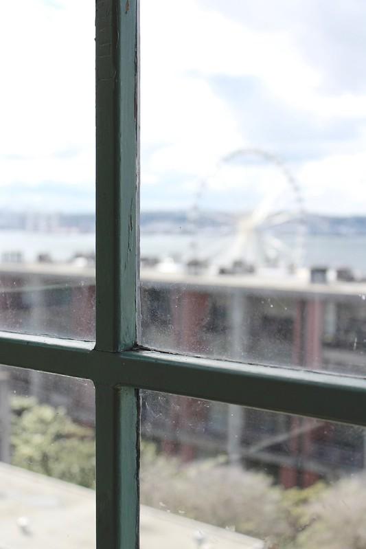 Through the Dirty Window