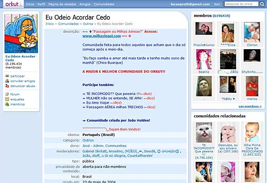 30.09.2017 - 3 anos do fim do Orkut
