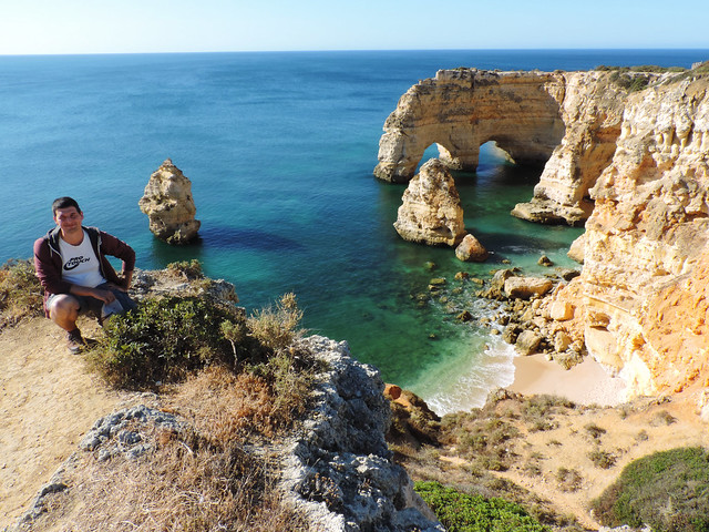 Coastal Hikes: Praia da Marinha, Algarve, Portugal