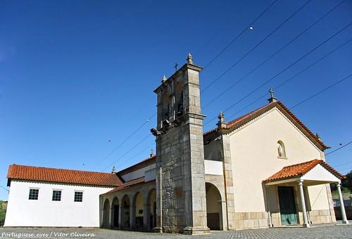 Igreja Matriz de Adorigo - Portugal 🇵🇹