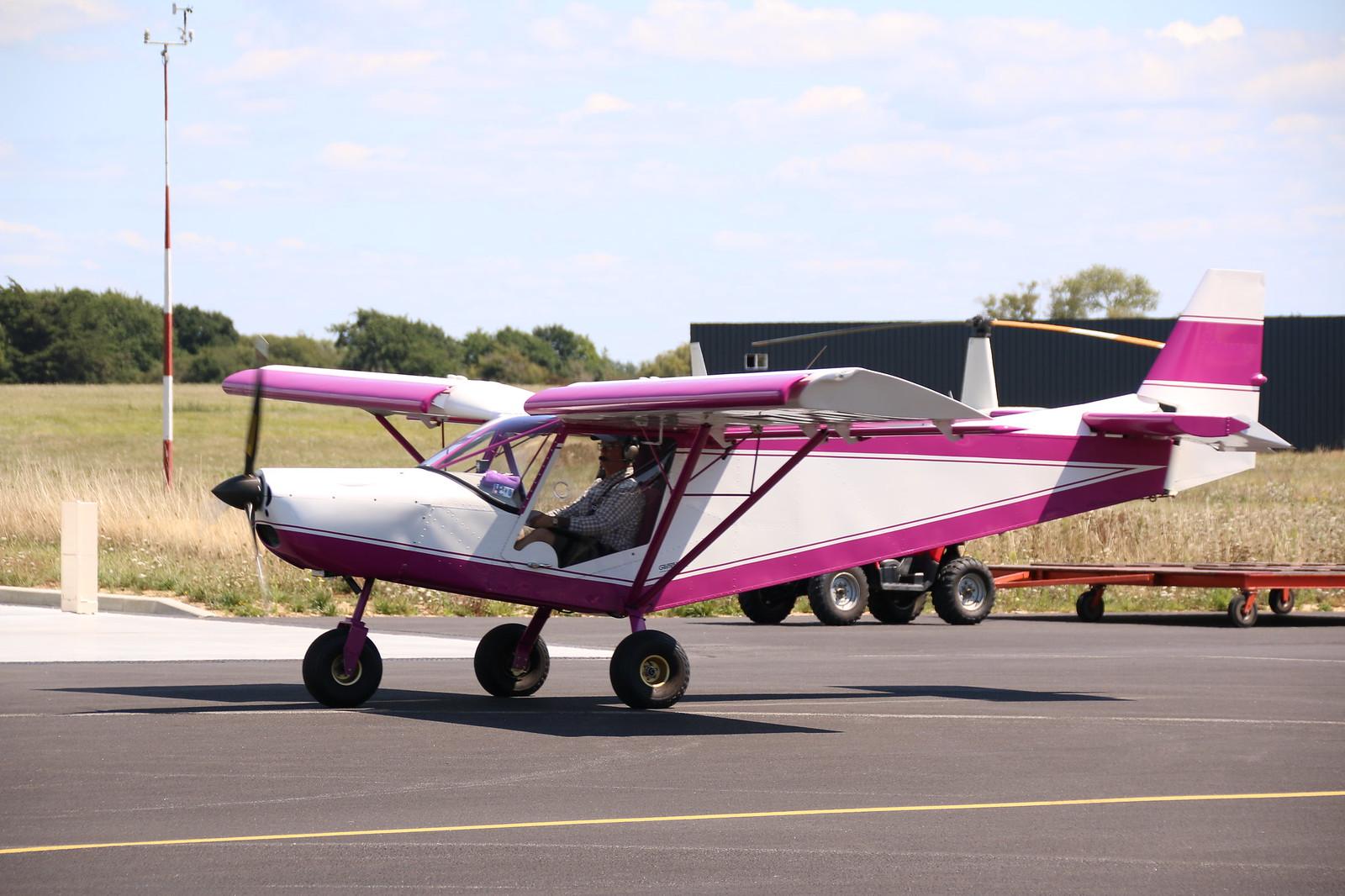 Aérodrome de La Baule Escoublac - Page 4 35601850863_78e5301382_h
