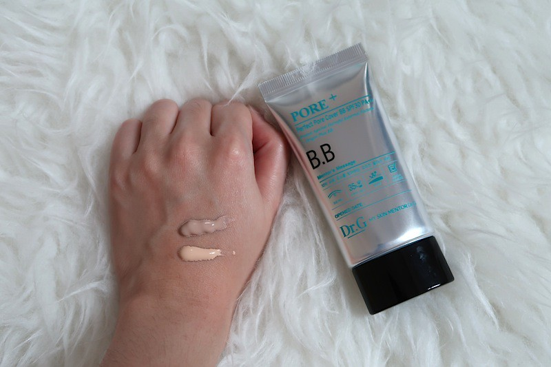 DrG Perfect Pore Cover BB swatch