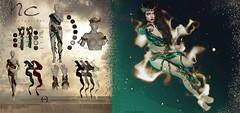 [NC] - Ancient Persian SET - Fantasy Gacha Carnival - 1 outof 2