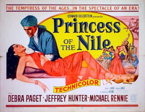 Princess of the Nile - Poster 1