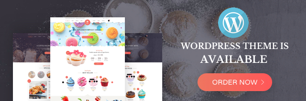 Bakery - Shopify Bakery, Cakery & Food Theme - 1