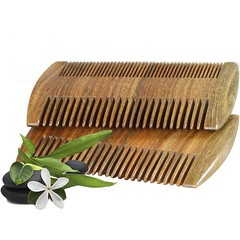 Best wooden pocket comb by Beaky
