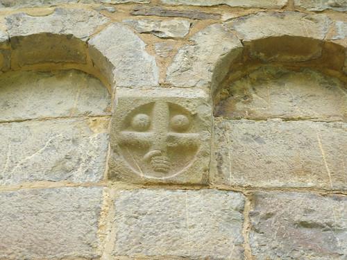 Iglesia de San Adrián de Sásave - Detalle