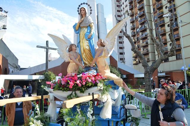 La fiesta de la Asunción de la Virgen