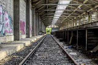 Die Bahn kommt (nie mehr)