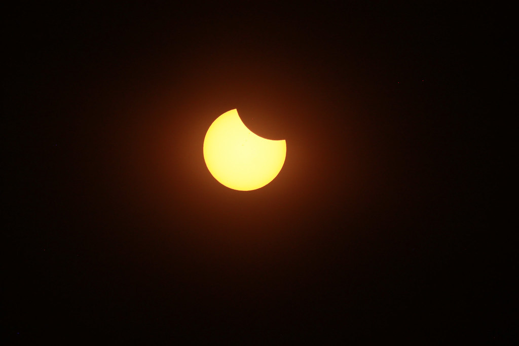 The Total Solar Eclipse Is Finally Here And The Photos Don