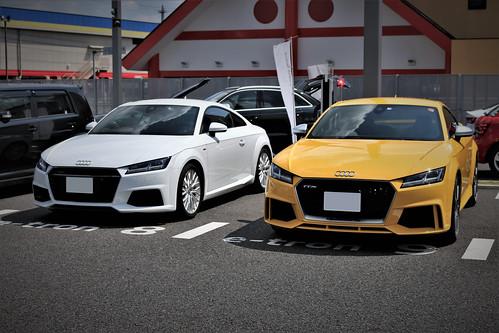 Audi TTRS & My Car
