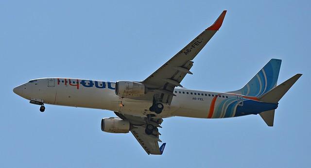A6-FEL flydubai
