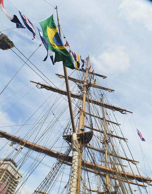 NVe Cisne Branco U20 (10) @ West India Dock 24-08-17
