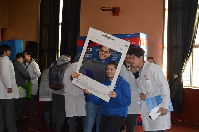 IV versión Feria Vocacional estudianti CEAT 2017