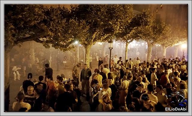 #BriviescaFiestas17 Jira campestre, entierro de San Roquín, subida de Blusas y traca Fin de Fiestas (11)