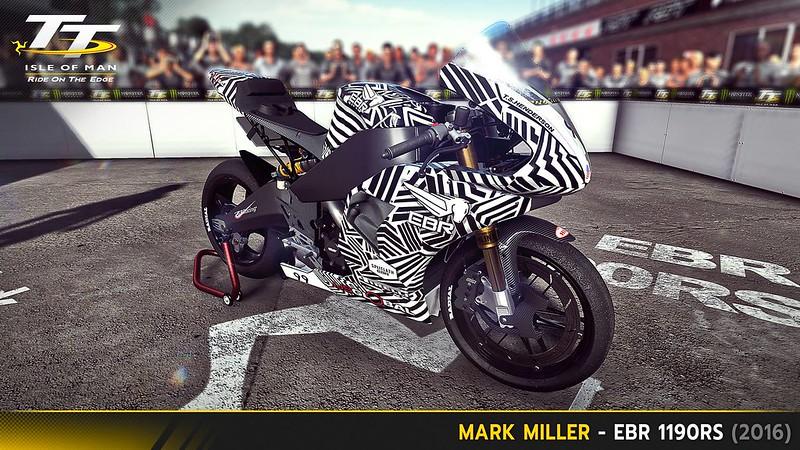 TT Game - EBR 1190RS Mark Miller