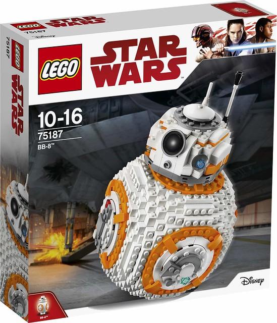 Oficjalne zdjęcia zestawów Lego Star Wars The Last Jedi  15