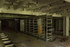 Duga-1 mainframe room