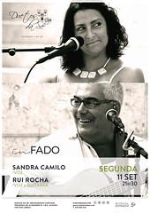 CONCERTO IN FADO - Duetos da Sé - Alfama Lisboa - SEGUNDA-FEIRA 11 SETEMBRO 2017 - 21h30 - Sandra Camilo - Rui Rocha