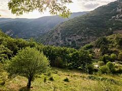 Hills around Charousse