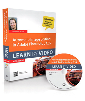 85Automate Image Editing in Adobe Photoshop CS5