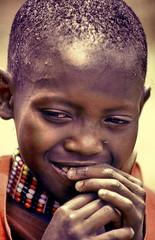 Kenya: Masai Child