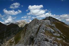 Monti San Franco, Jenca, Pizzo di Camarda e val Chiarino (Gran Sasso)