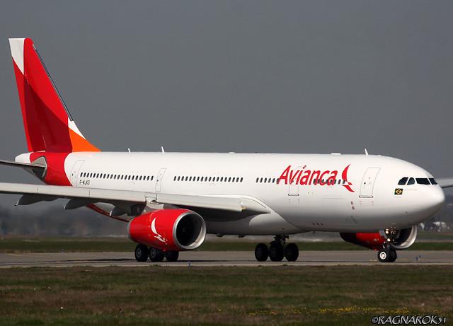 A330-200 AviancaBrasil F-WJKG-001 cn1657, Canon EOS 60D, Sigma 50-500mm f/4-6.3 APO HSM EX