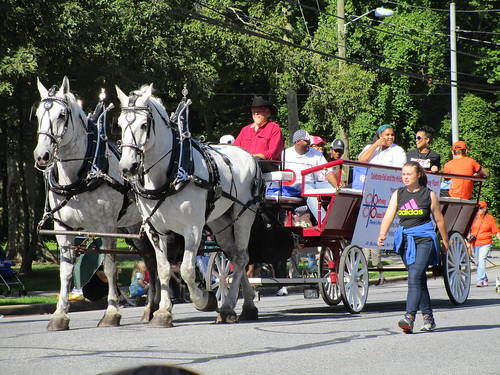 Greenbelt Labor Day Parade, September 4, 2017