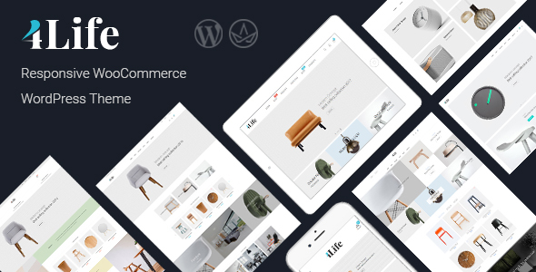 JMS 4Life v1.2 – Responsive WordPress Theme