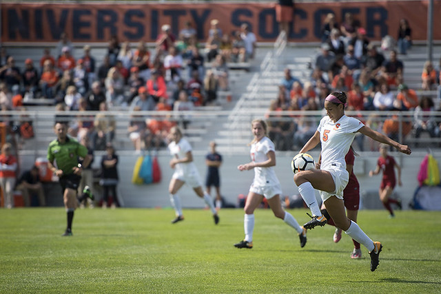 SU Women's Soccer vs. Harvard