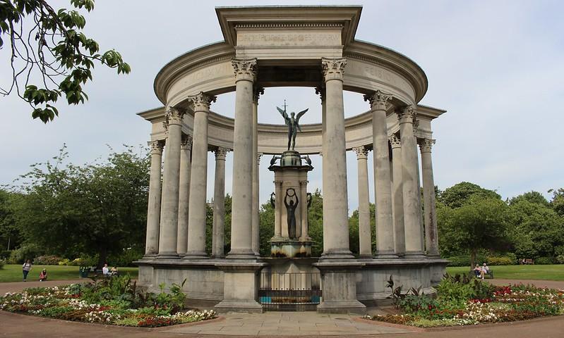 War memorial, Cardiff