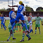 Barking FC v Waltham Abbey FC - Saturday August 12th 2017